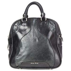 MIU MIU GREAT CONDITION Bowling Bag